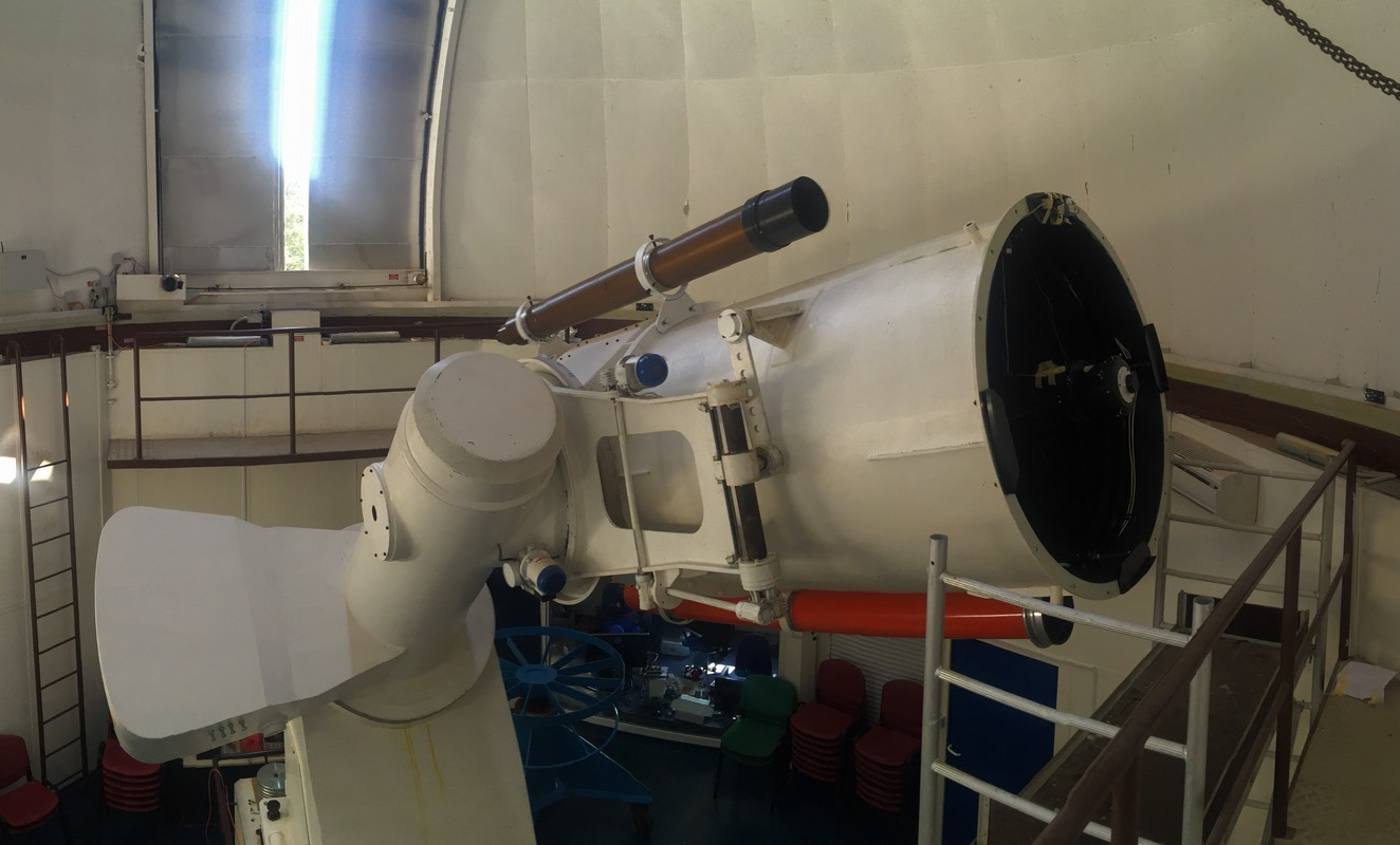 Telescope Automatization